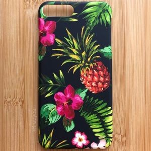 Accessories - NEW Iphone 7/8/7+/8+ Tropical Pineapple Case
